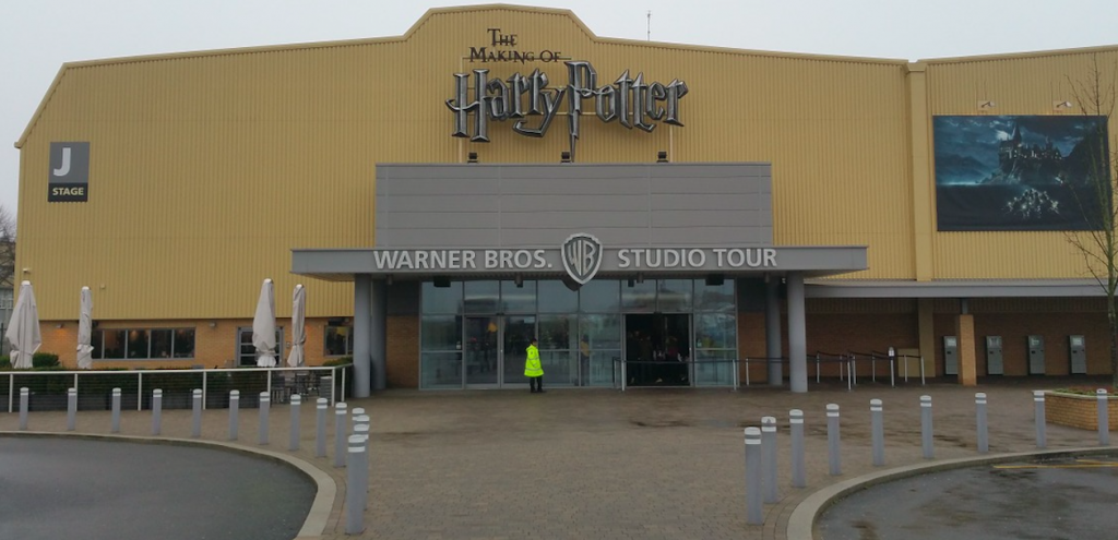 Harry Potter Warner Bros Studio