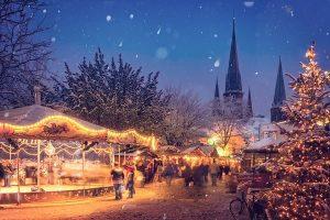 Kerstmis Londen