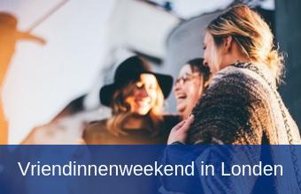 Vriendinnen weekendje Londen shoppen