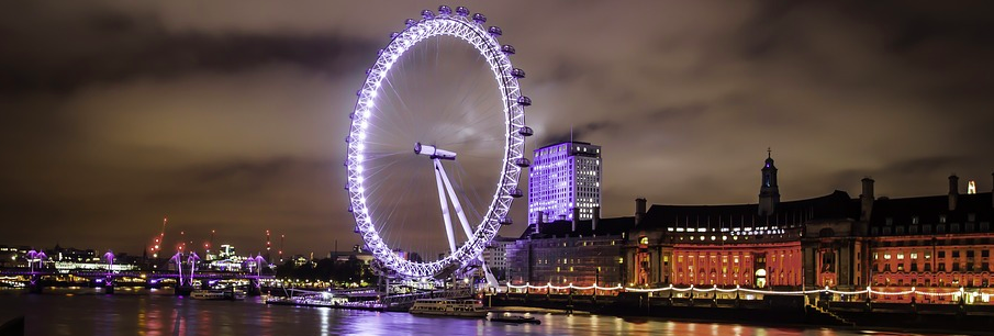 Banner Londen Eye